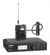 Sistema sem fio com microfone lapela