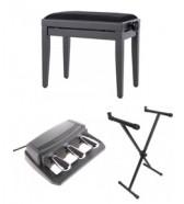 Acessórios para teclado e piano