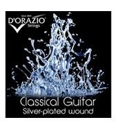 Jogos de cordas para guitarra clássica