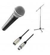 Conjuntos de microfones