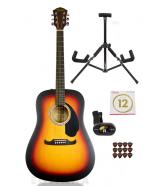 Conjuntos de guitarra acústica